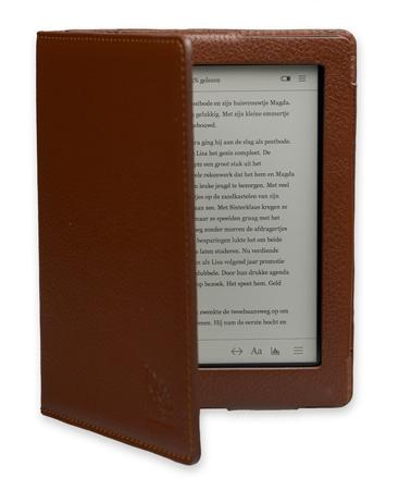 Gecko Covers Luxe Case Kobo Aura Brown