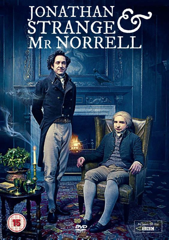 Jonathan Strange And Mr..