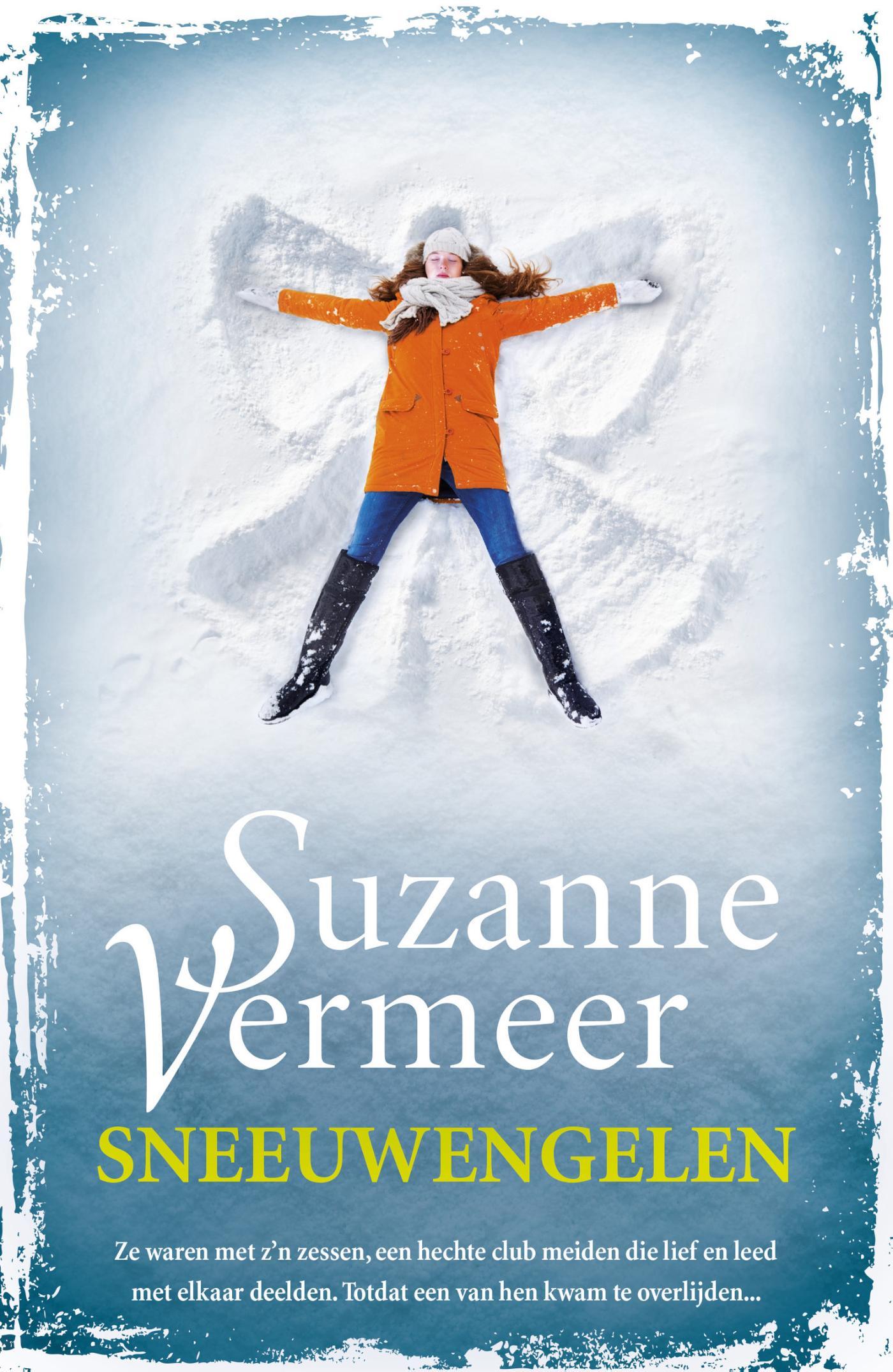 Kaft van e-book Sneeuwengelen