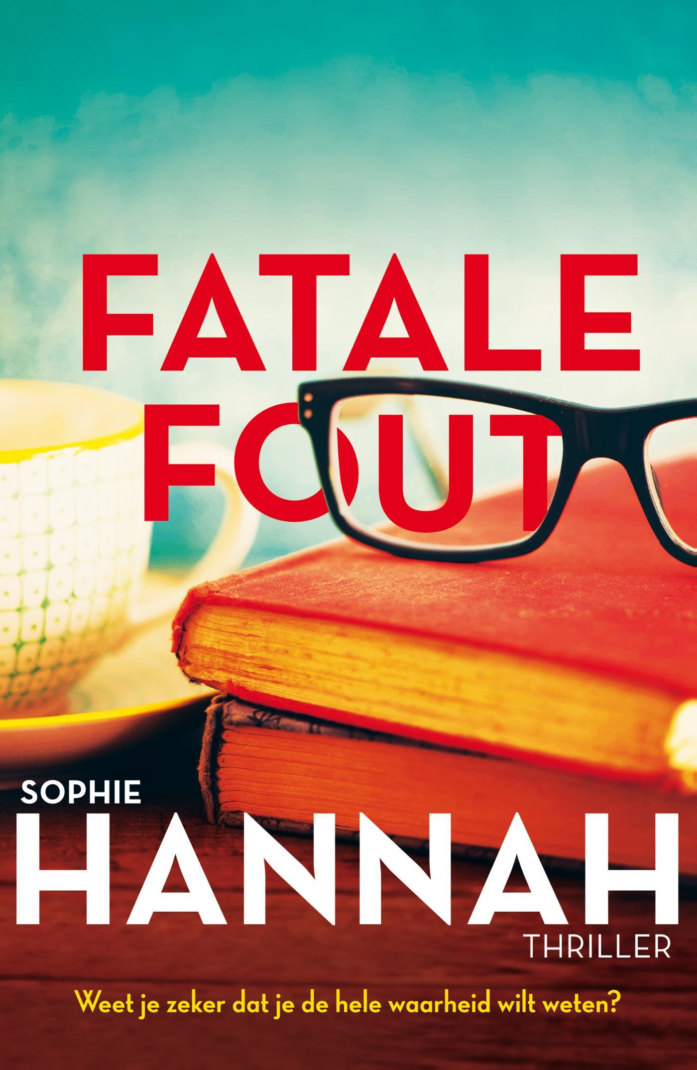 Kaft van e-book Fatale fout