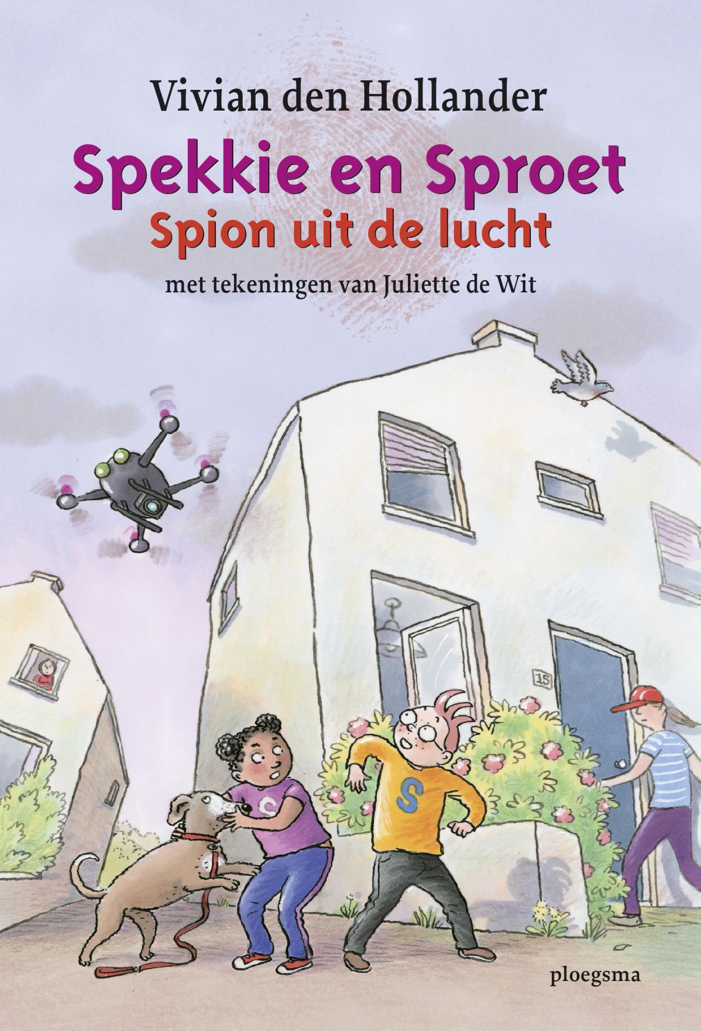 Spekkie en Sproet: Spion uit de lucht (e-Book)