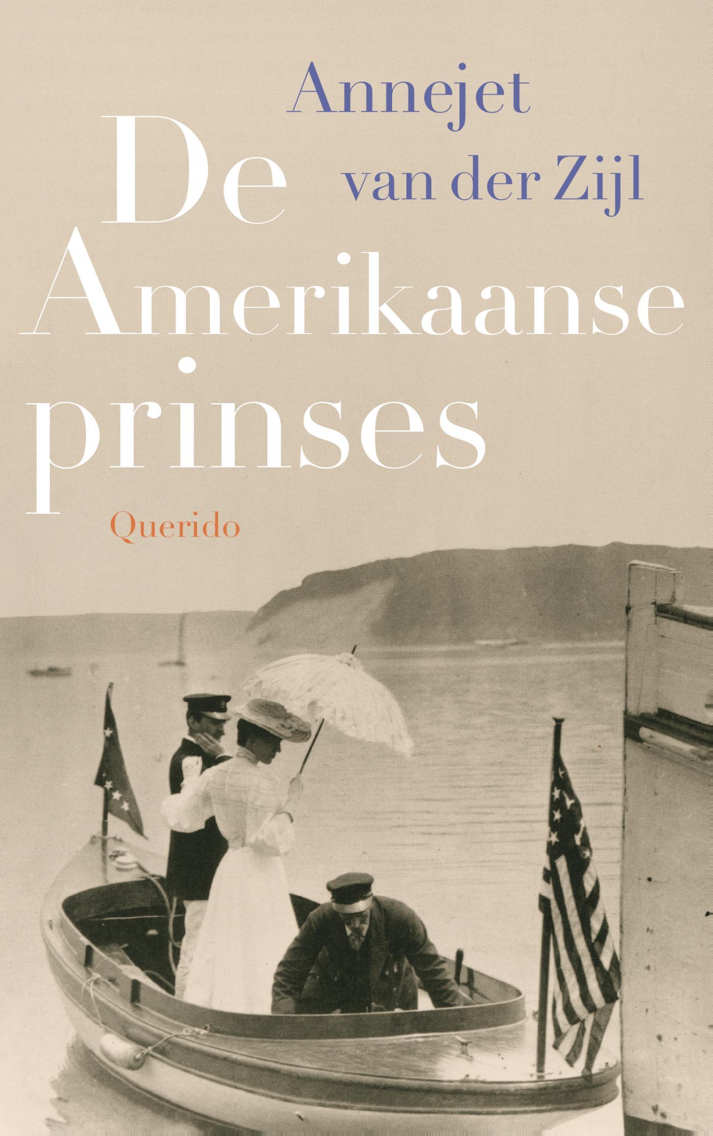 Kaft van e-book De Amerikaanse prinses