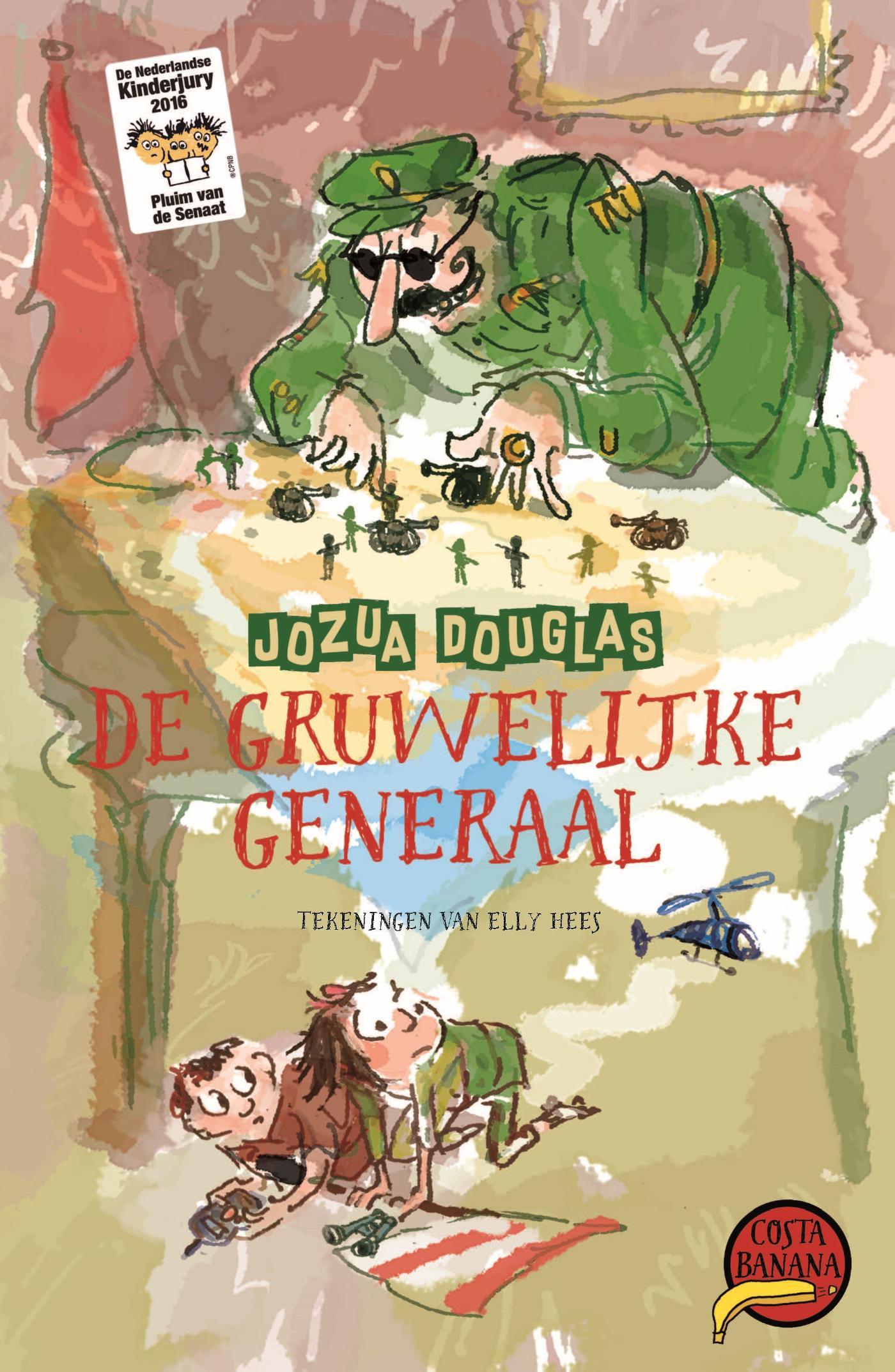 Kaft van e-book De gruwelijke generaal