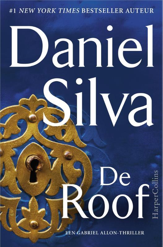 daniel silva novels in order