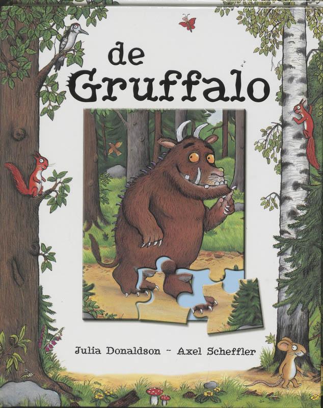 Het Gruffalo-puzzelboek - Julia Donaldson
