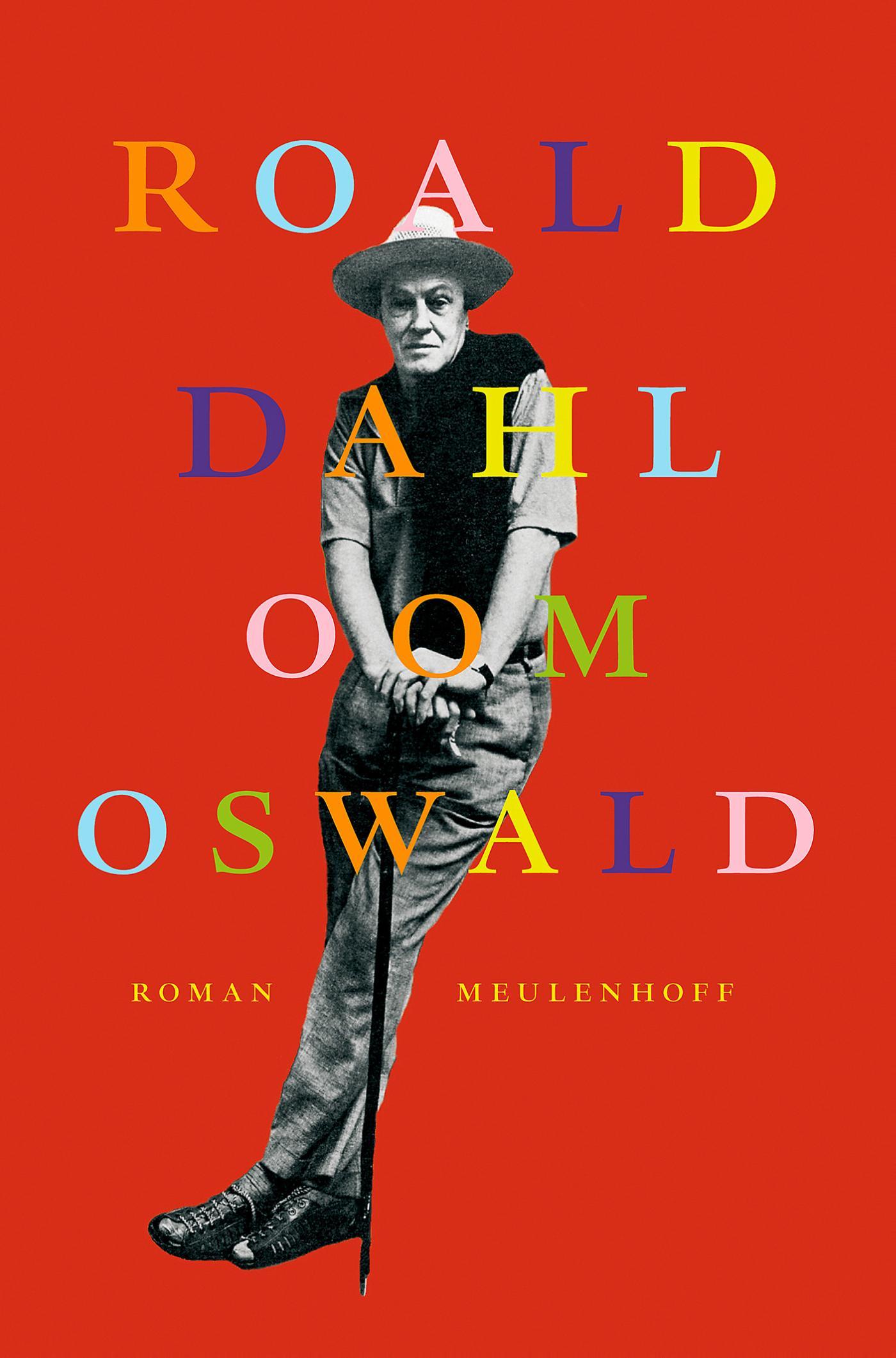 Kaft van e-book Oom Oswald