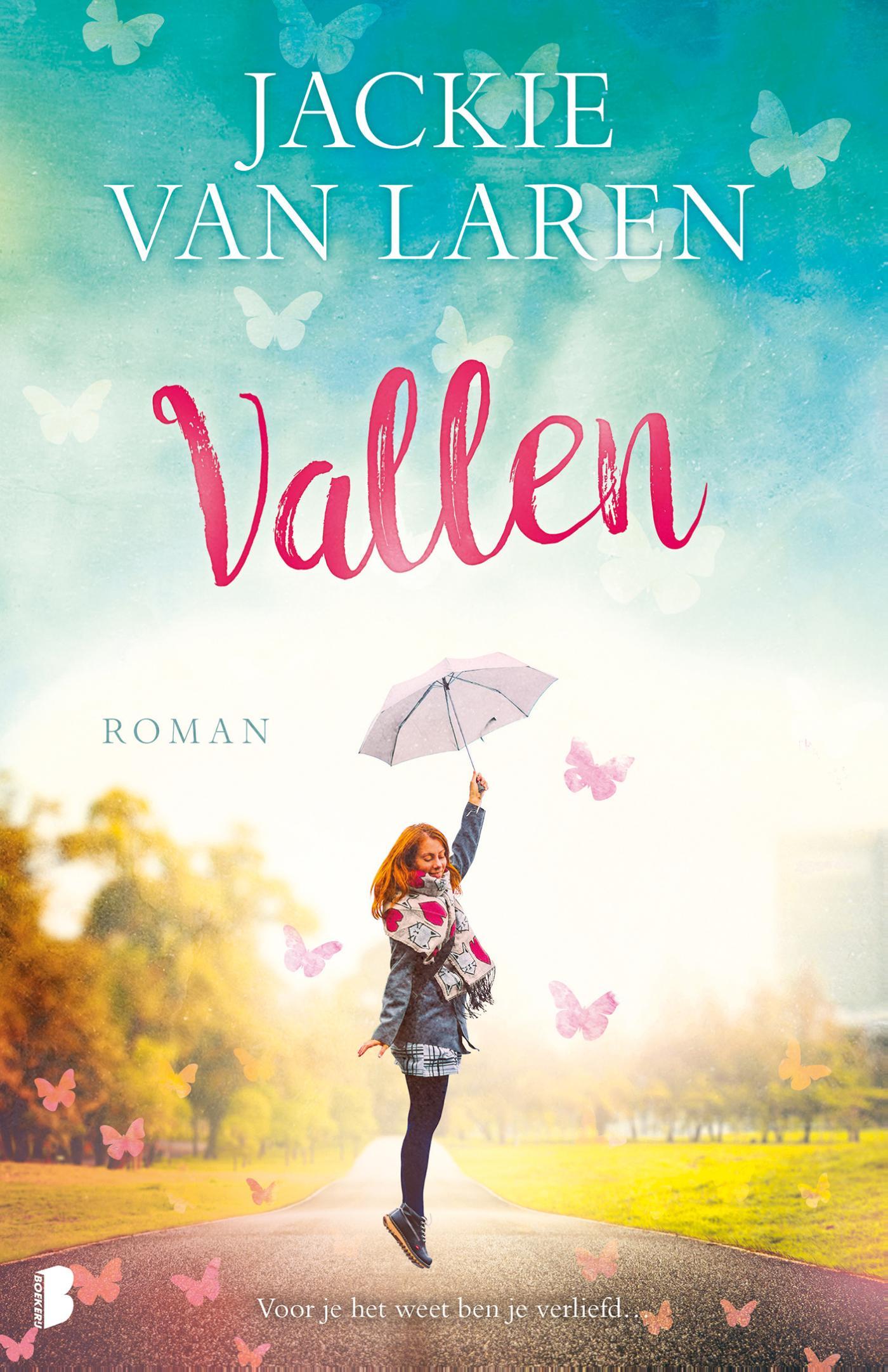 Kaft van e-book Vallen