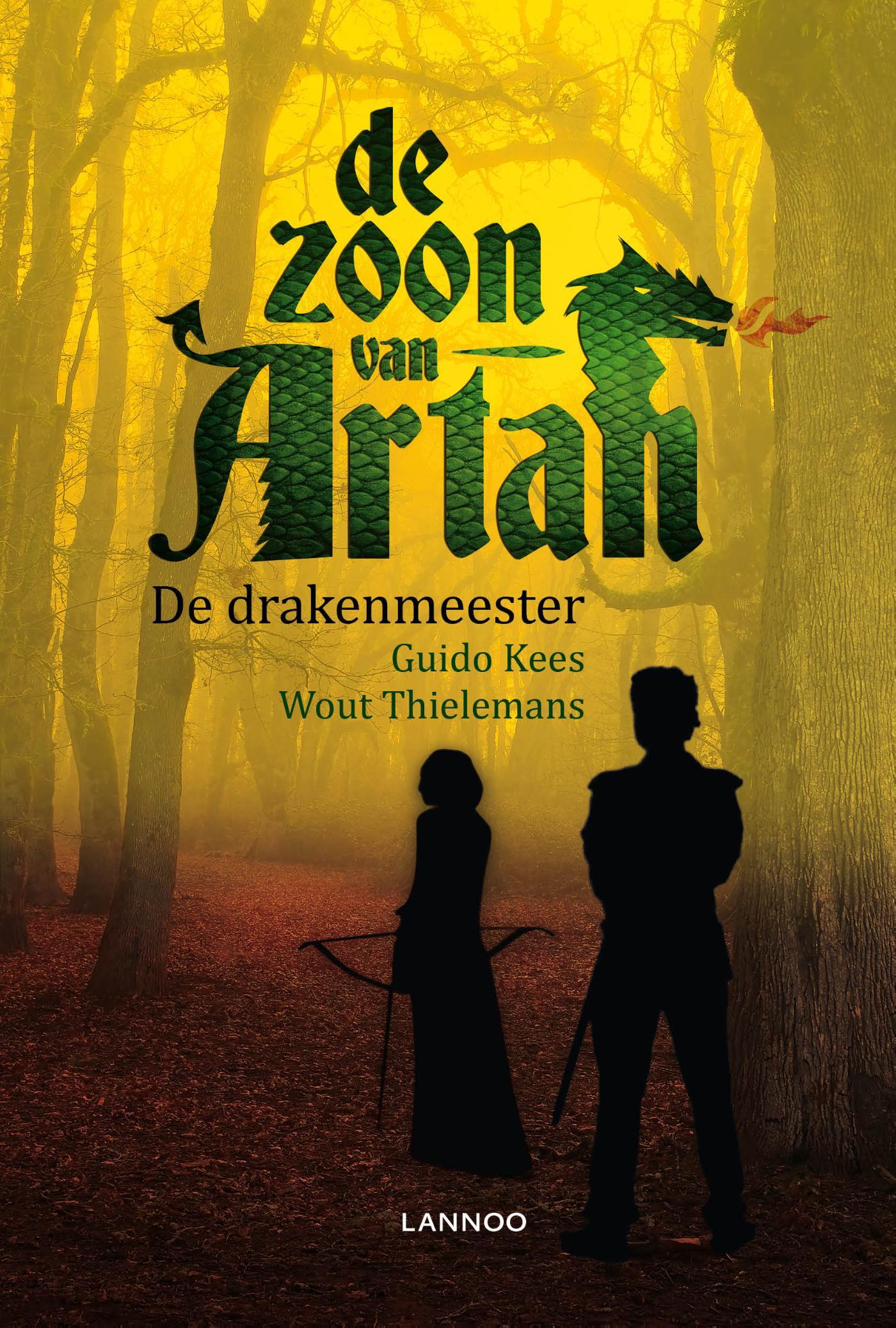 De zoon van Artan II - De drakenmeester (e-Book)