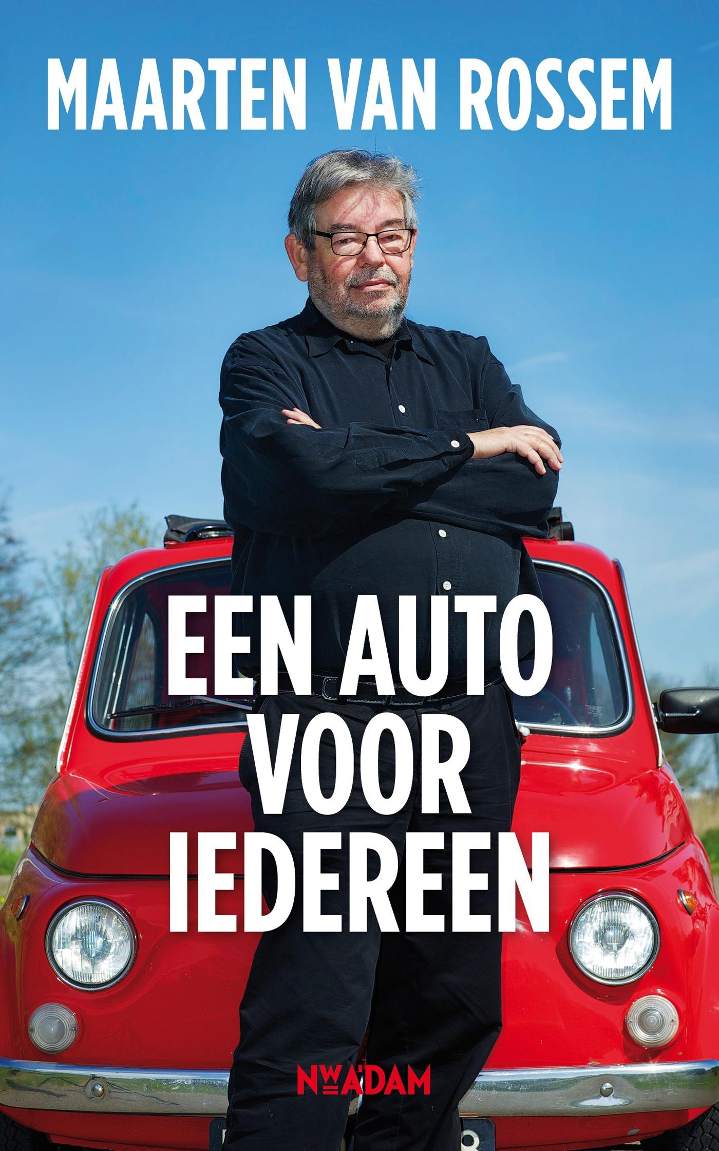 Kaft van e-book Een auto voor iedereen