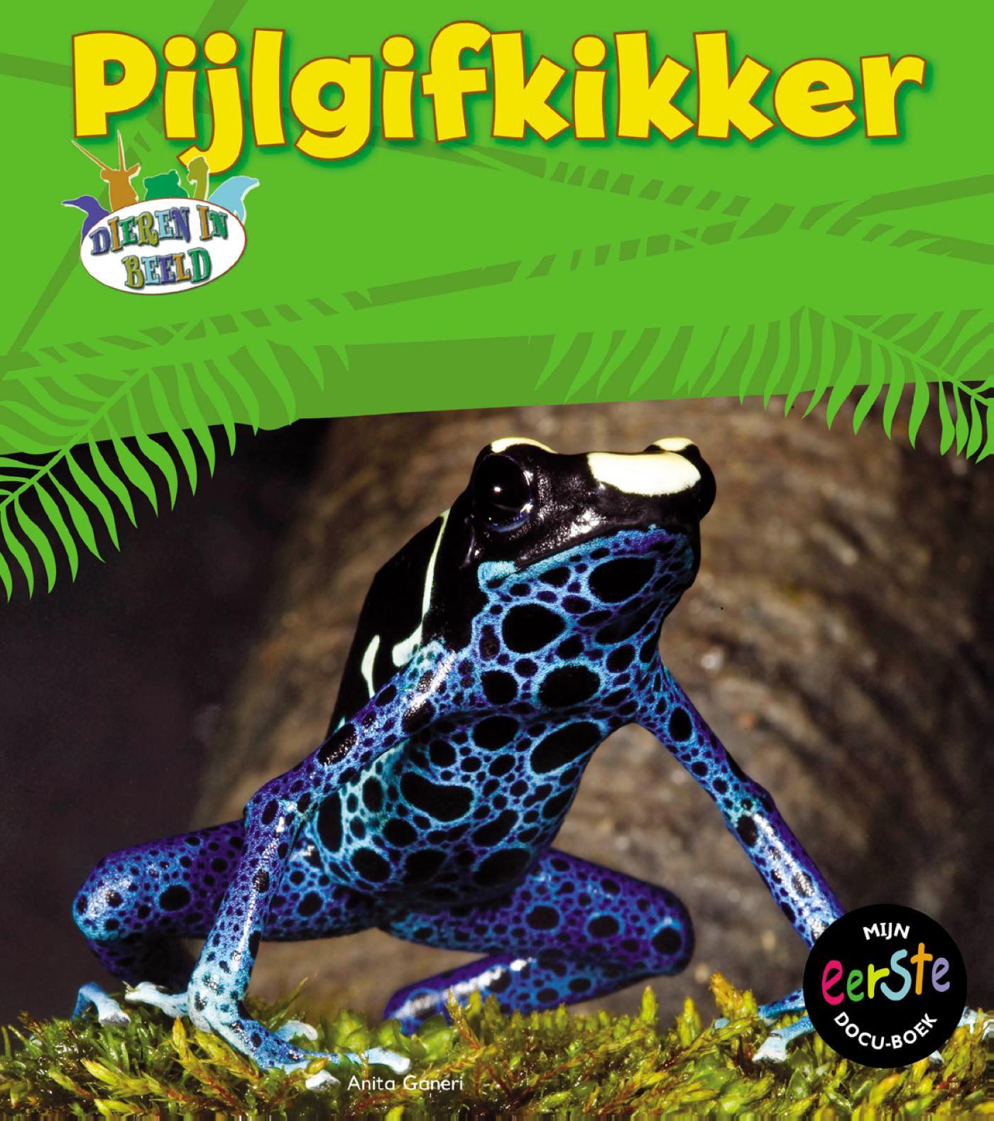 Pijlgifkikker (e-Book)
