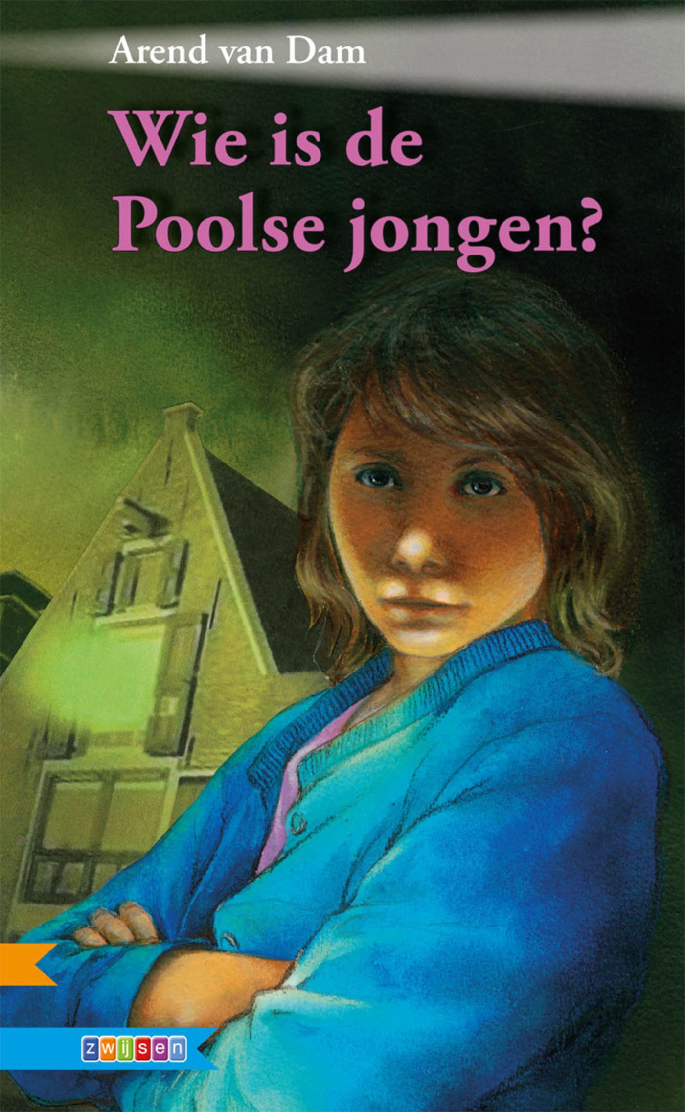 Kaft van e-book Wie is de Poolse jongen?