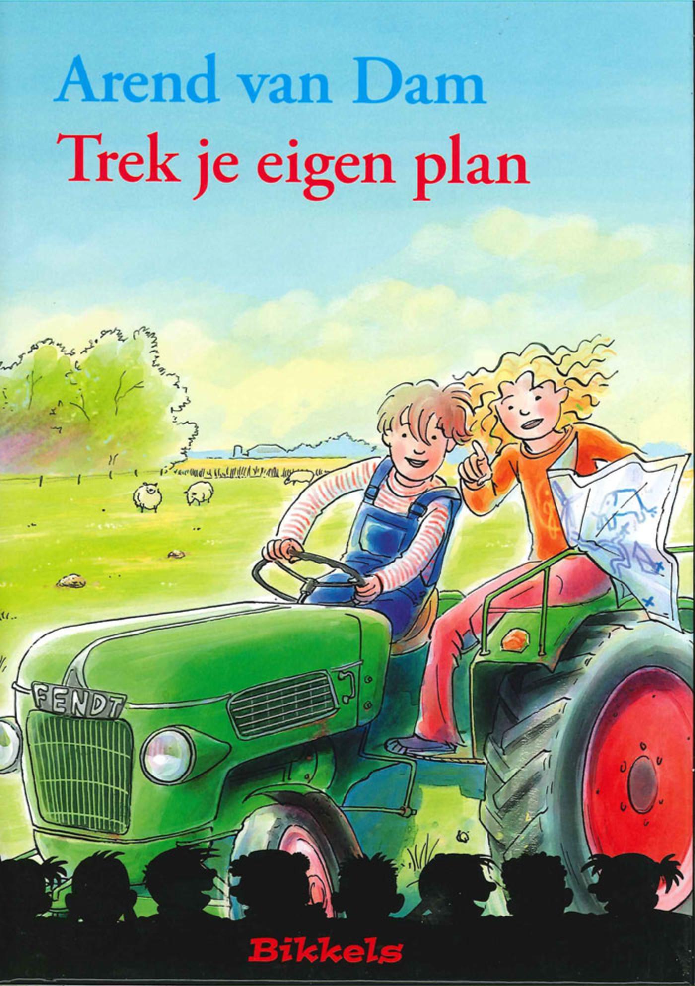 Kaft van e-book Bikkels - Trek je eigen plan