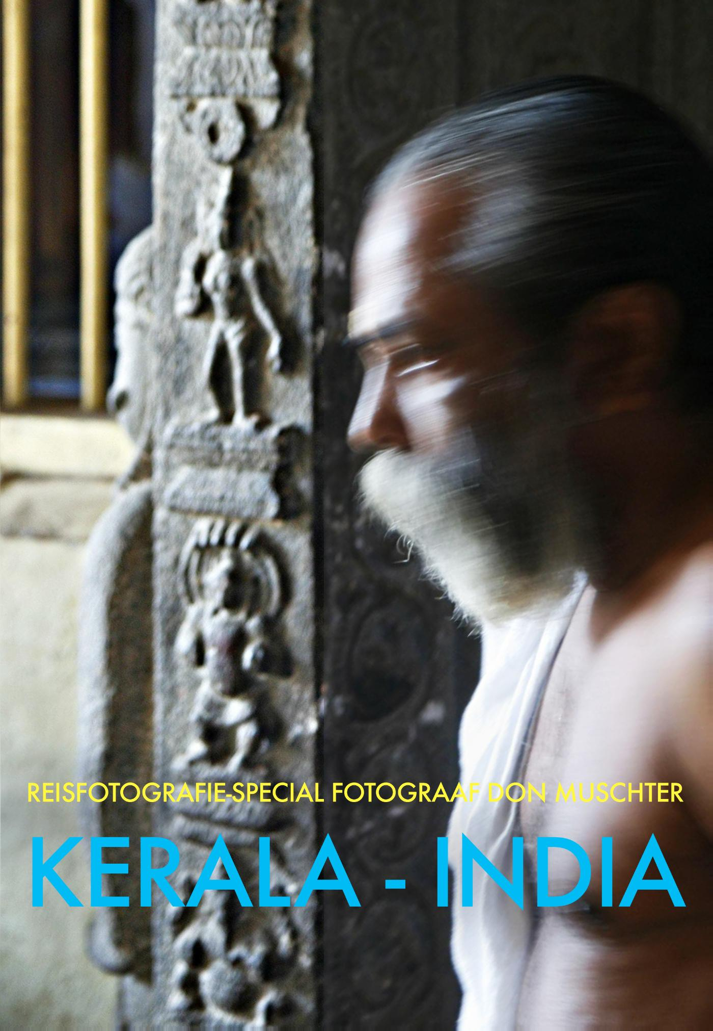 Colours of Kerala India: reisfotografie (e-Book)