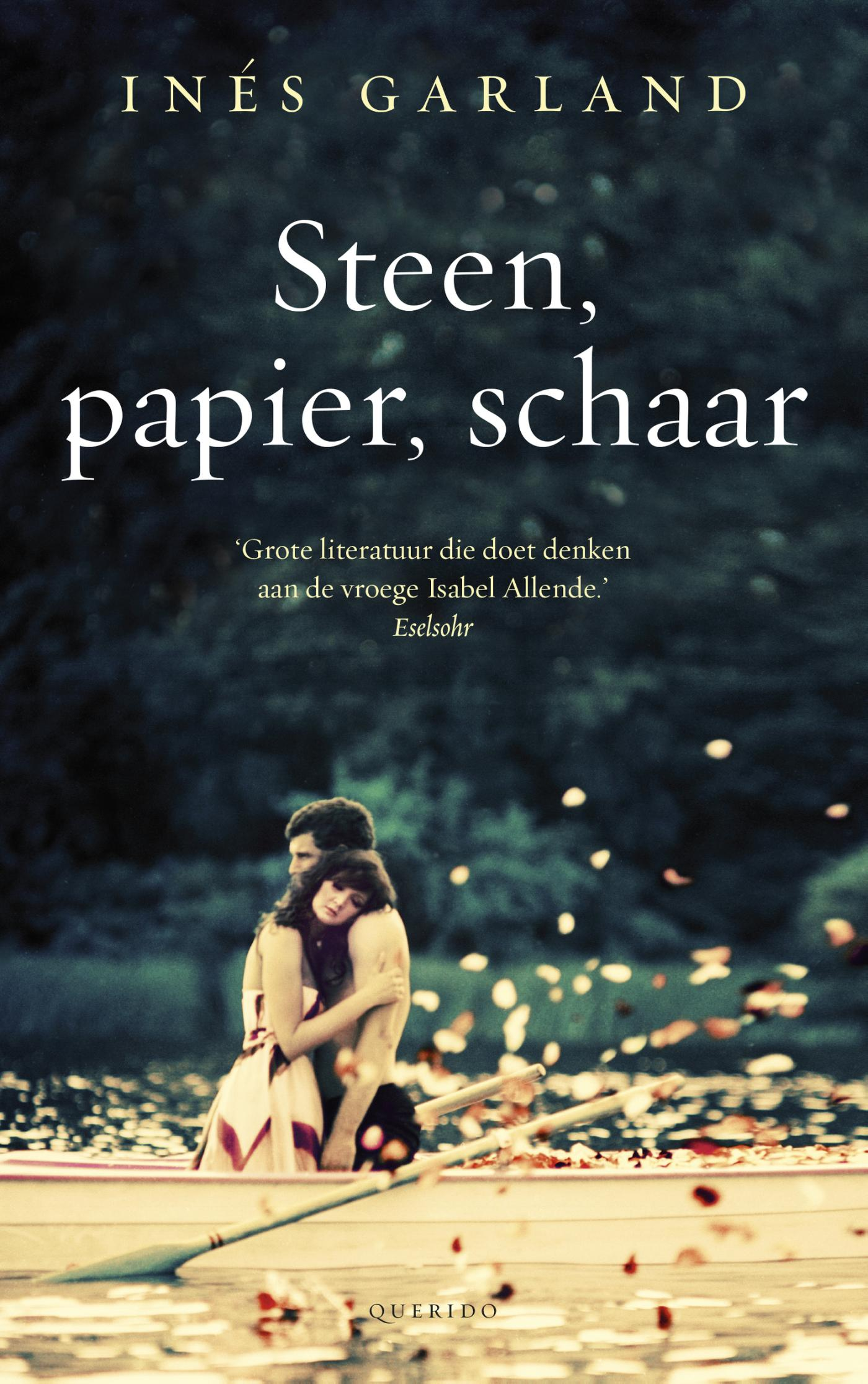 Steen, papier, schaar (e-Book)