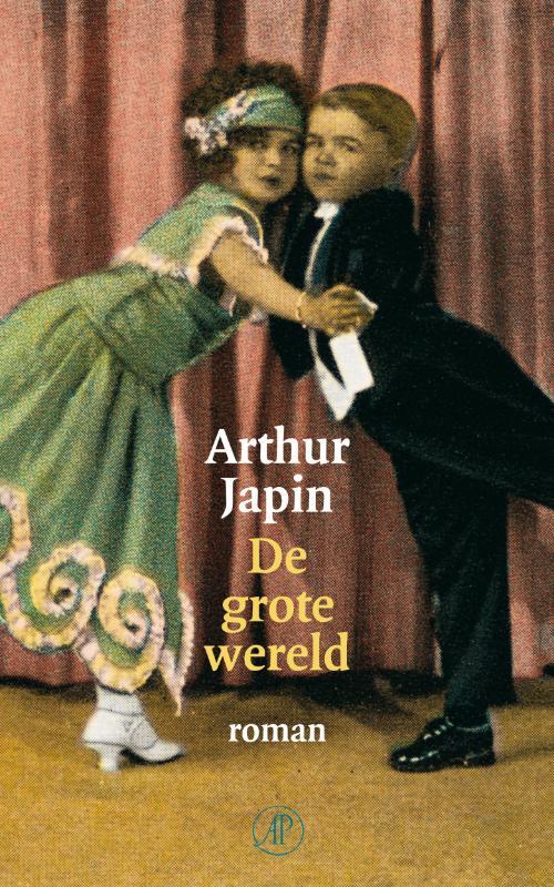 De grote wereld - A. Japin, Arthur Japin