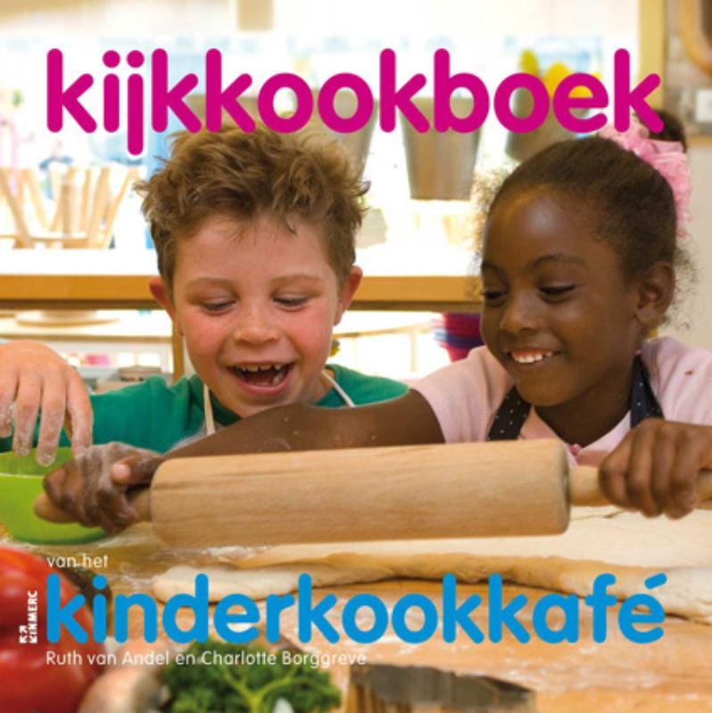Het Kijkkookboek Van Het Kinderkookcafe