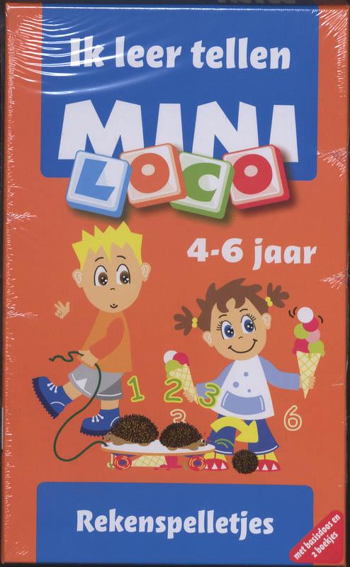 Mini loco Pakket Ik Leer Tellen -