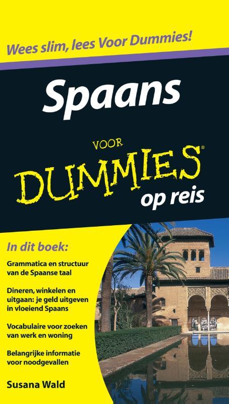 Spaans voor Dummies op reis - S. Wald, Susana Wald