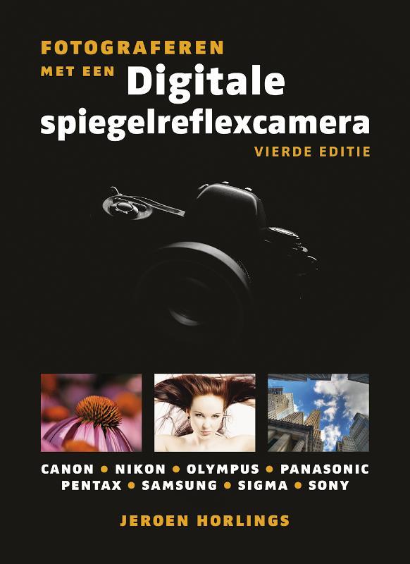 LITERATUUR FOTOGRAFEREN DIG. SPIEGELREFLX